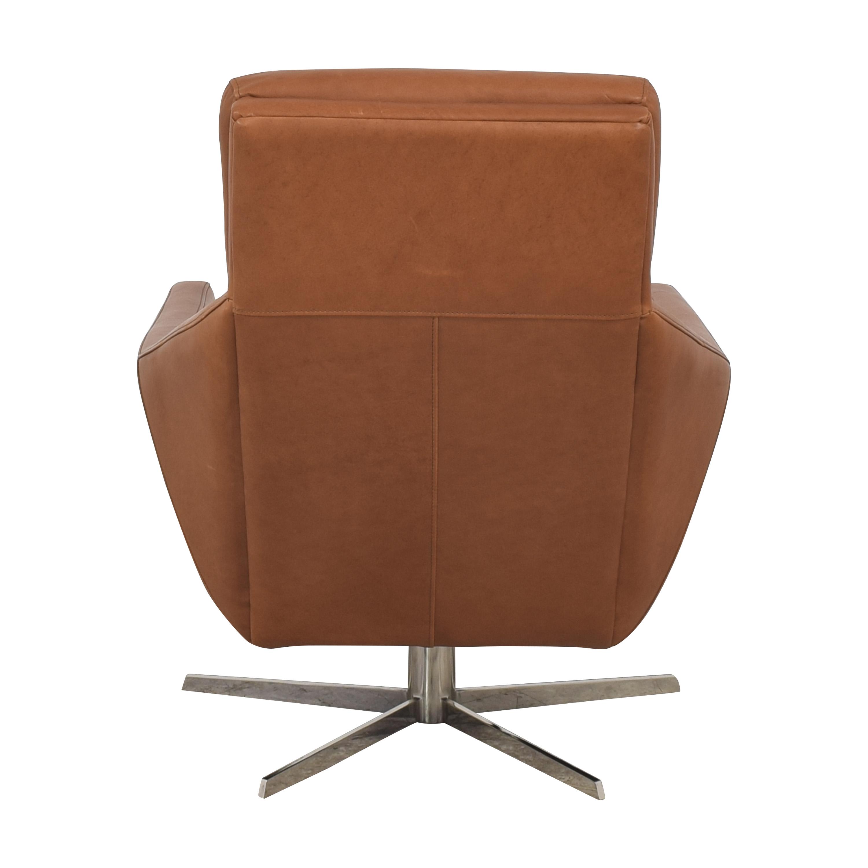 West Elm West Elm Austin Swivel Chair Chairs