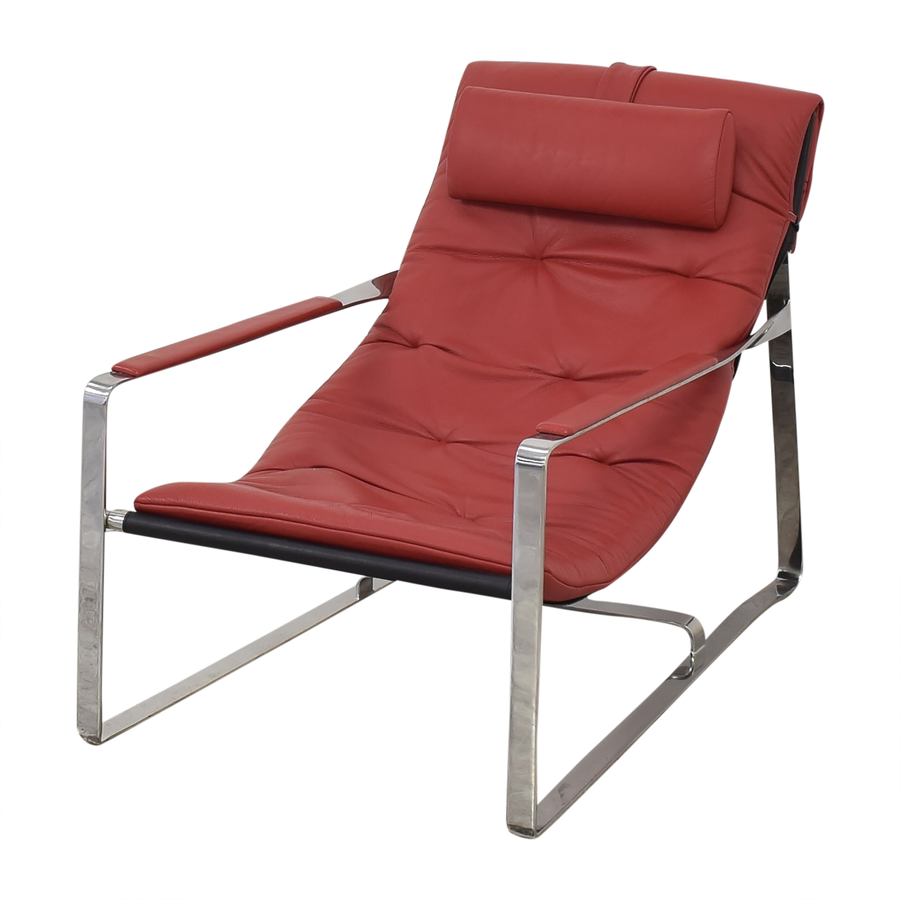 shop  Sling Style Lounge Chair with Ottoman online