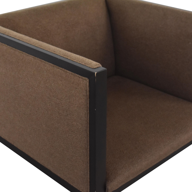 Hudson Furniture Hudson Furniture Tuxedo Arm Chair second hand