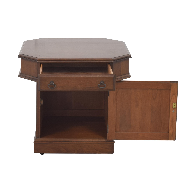 buy Pennsylvania House Octagon Side Table Pennsylvania House