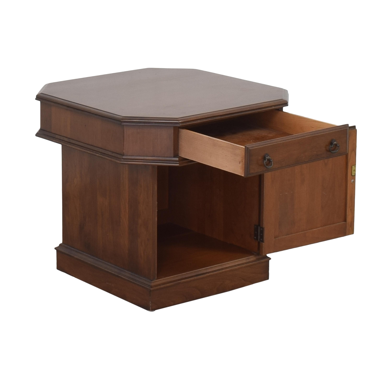 buy Pennsylvania House Octagon Side Table Pennsylvania House Tables