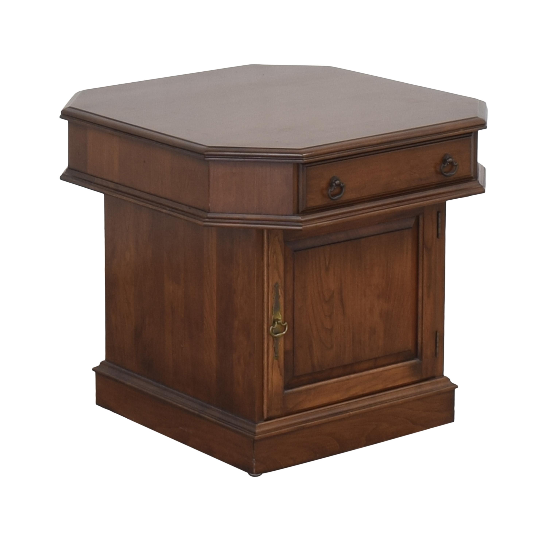 Pennsylvania House Octagon Side Table / Tables
