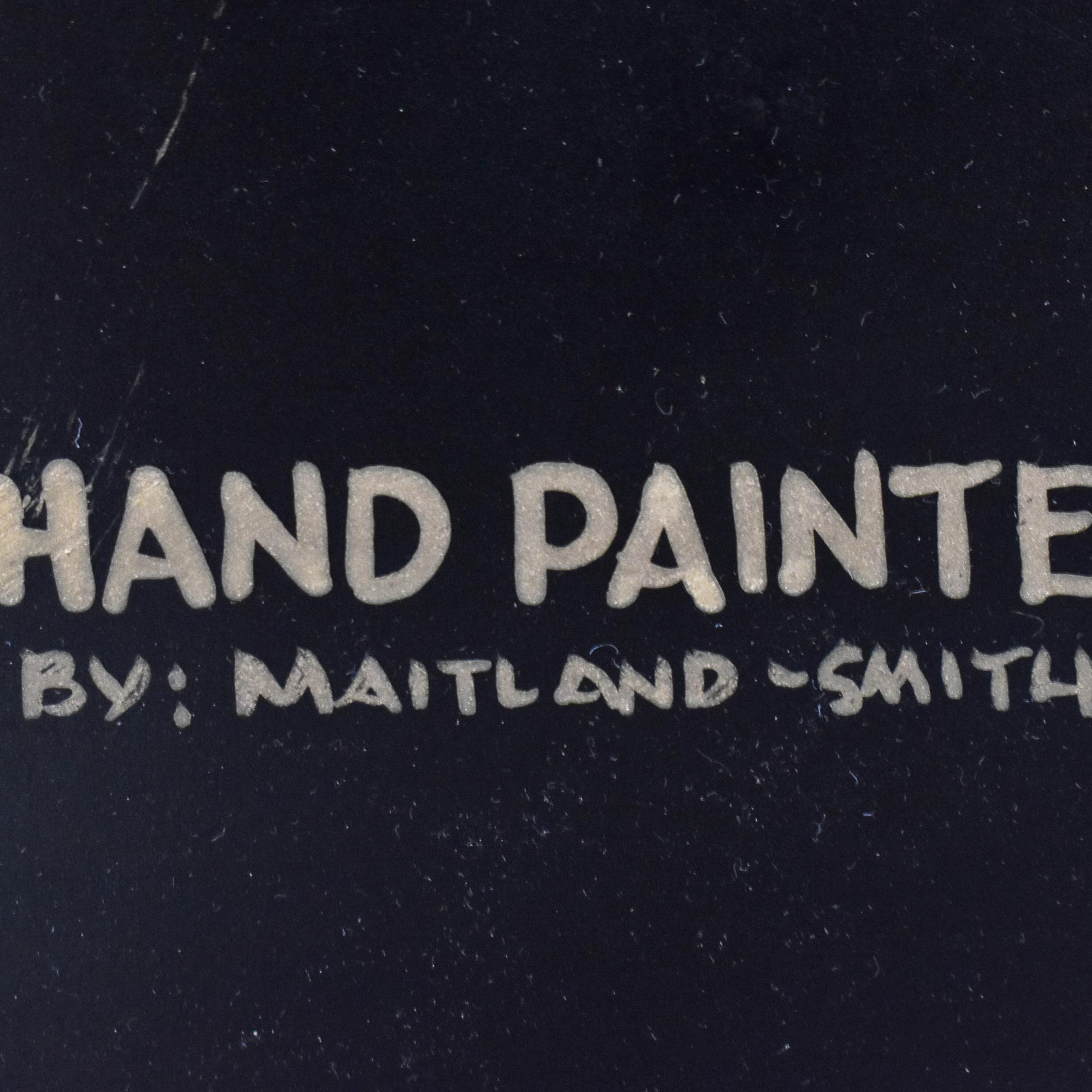 Maitland-Smith Maitland-Smith Hand Painted Wall Art ct