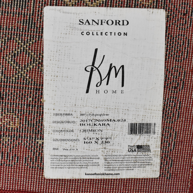 Macy's Macy's Sanford Boukara Area Rug Rugs