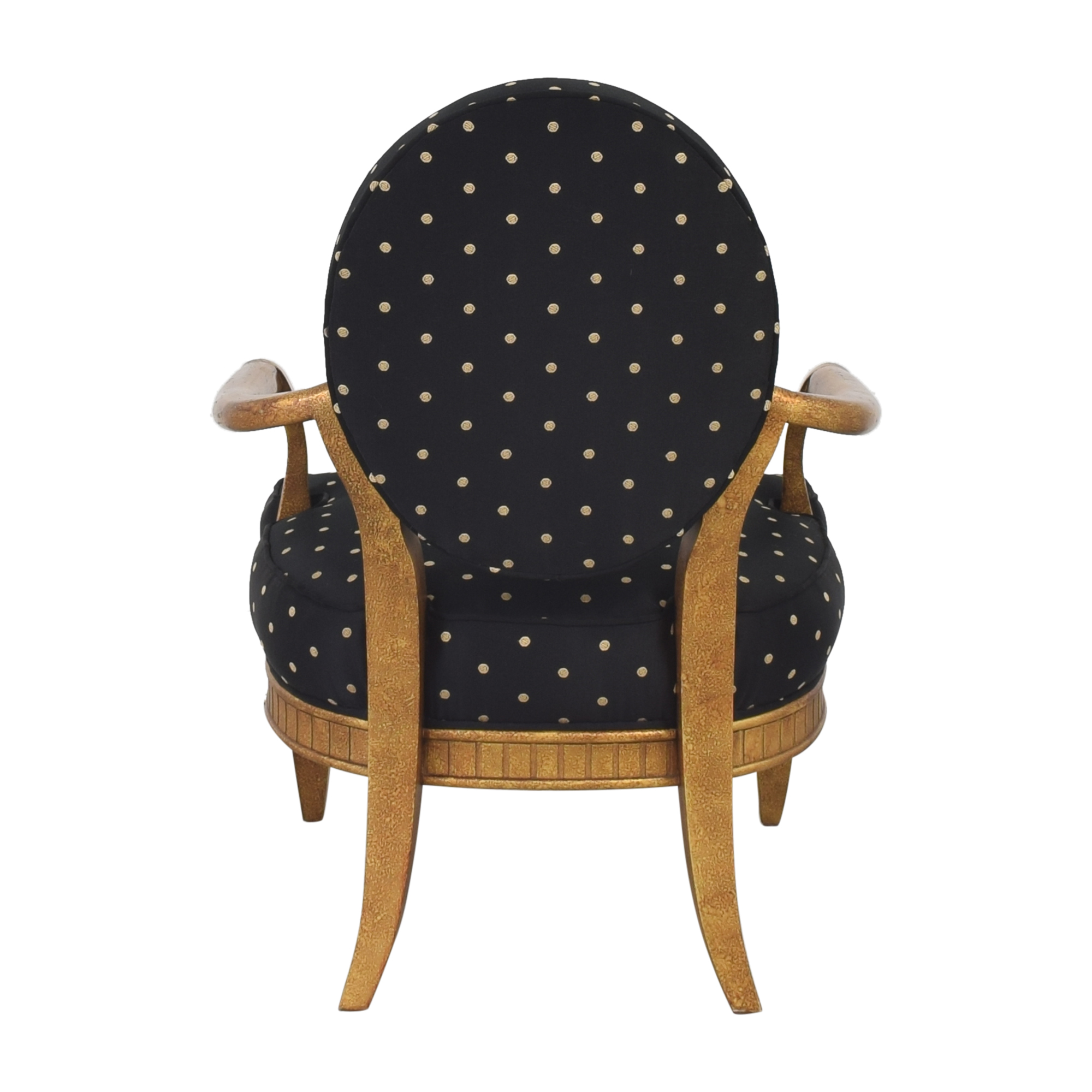 Oval Back Accent Chair coupon
