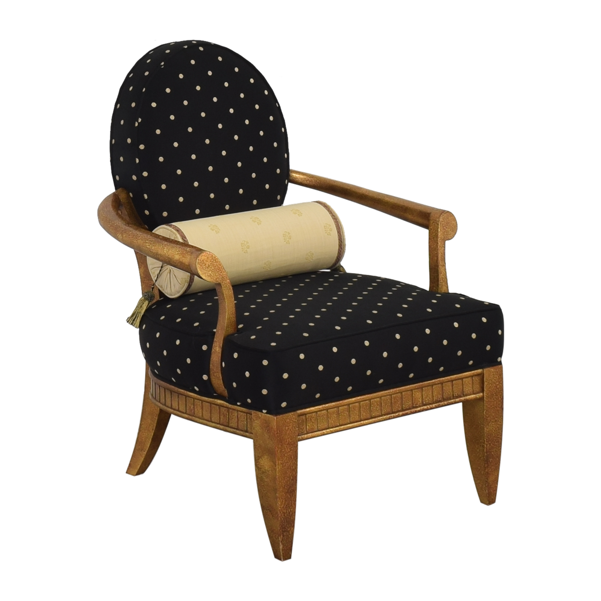 shop  Oval Back Accent Chair online