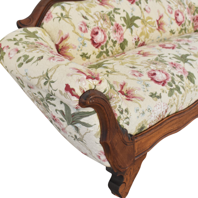 buy  Vintage Style Floral Sofa online