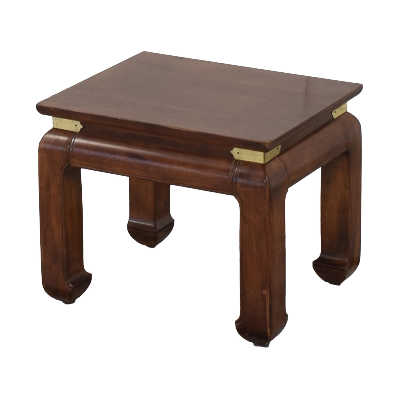 Henredon Furniture Henredon Vintage Style End Tables ct