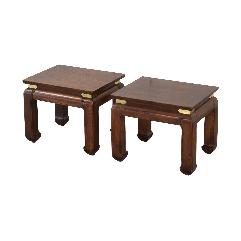 buy Henredon Vintage Style End Tables Henredon Furniture End Tables