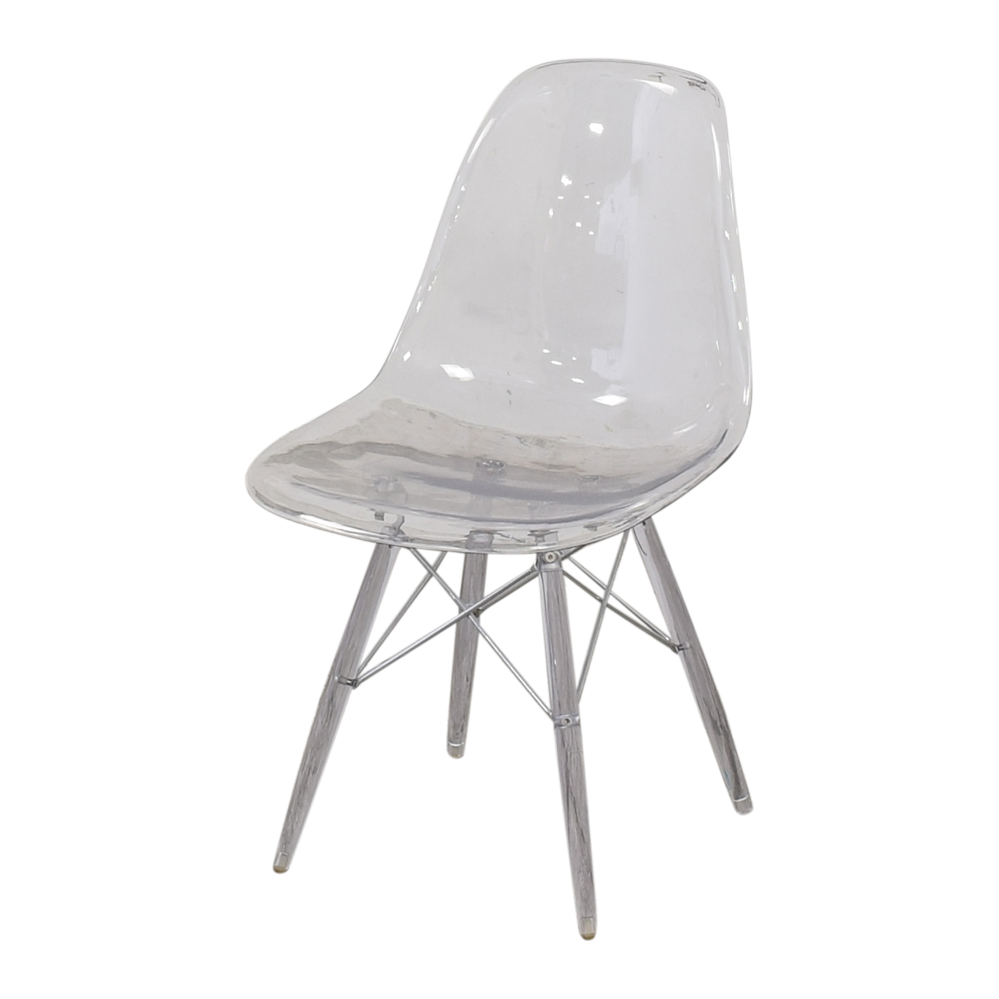 Ghost Style Accent Chairs ma