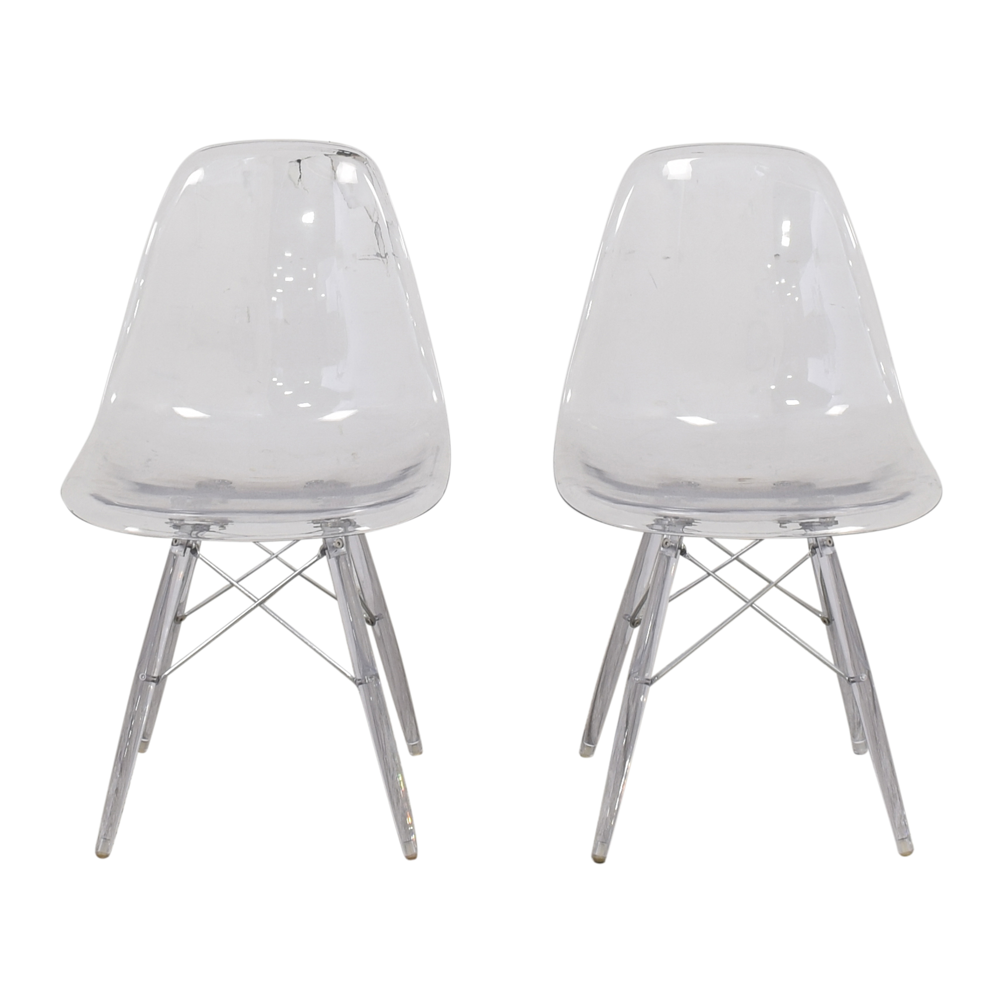buy  Ghost Style Side Dining Chairs online