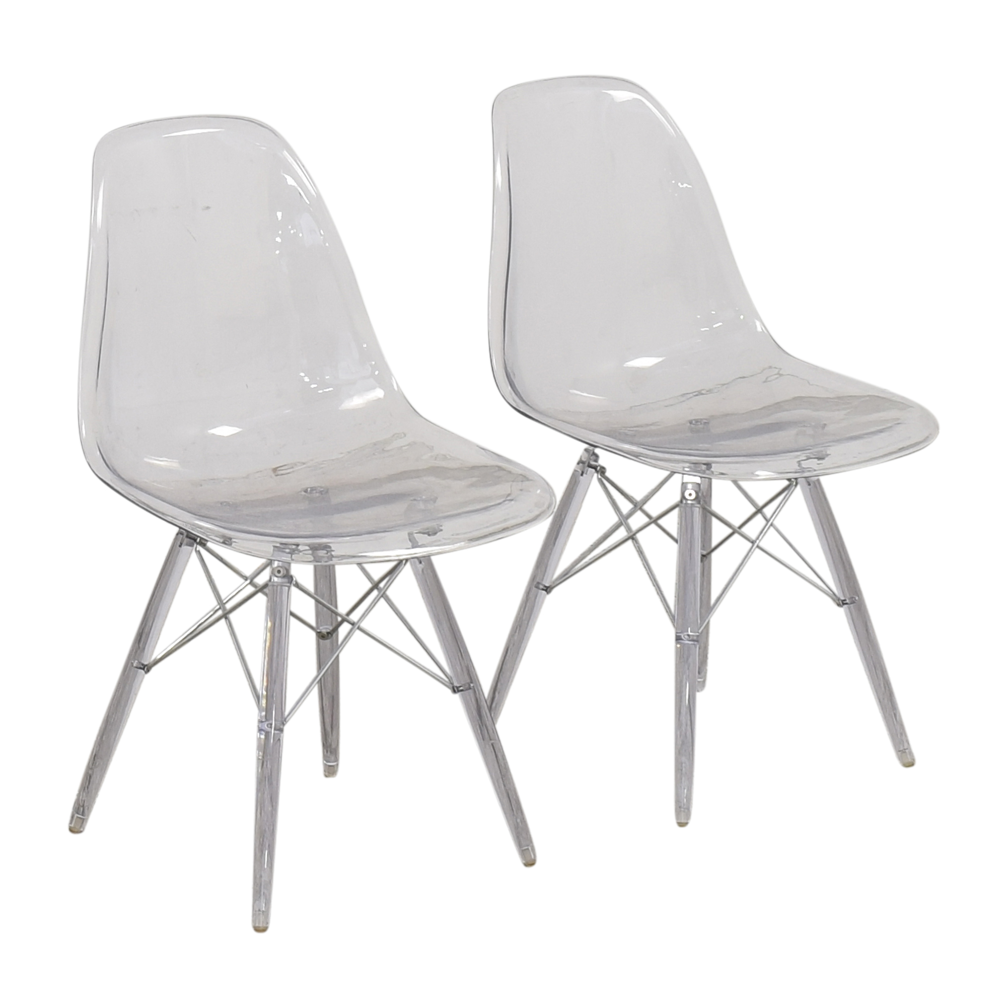 shop Ghost Style Accent Chairs  Dining Chairs