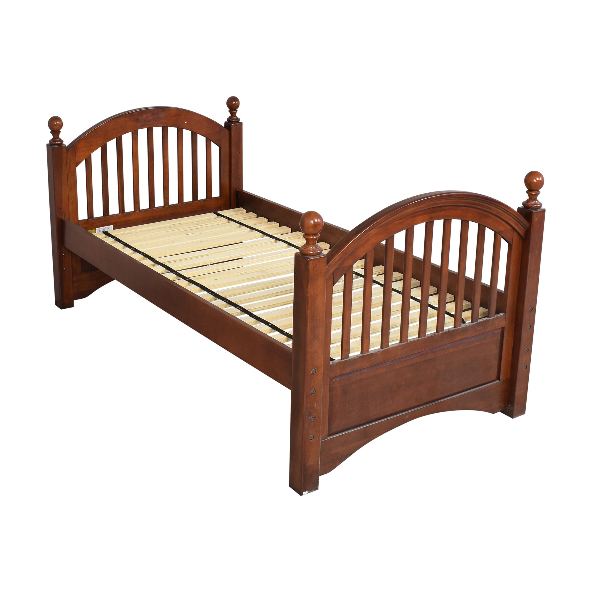 Legacy Classic Furniture Legacy Classic Slat Twin Bed discount