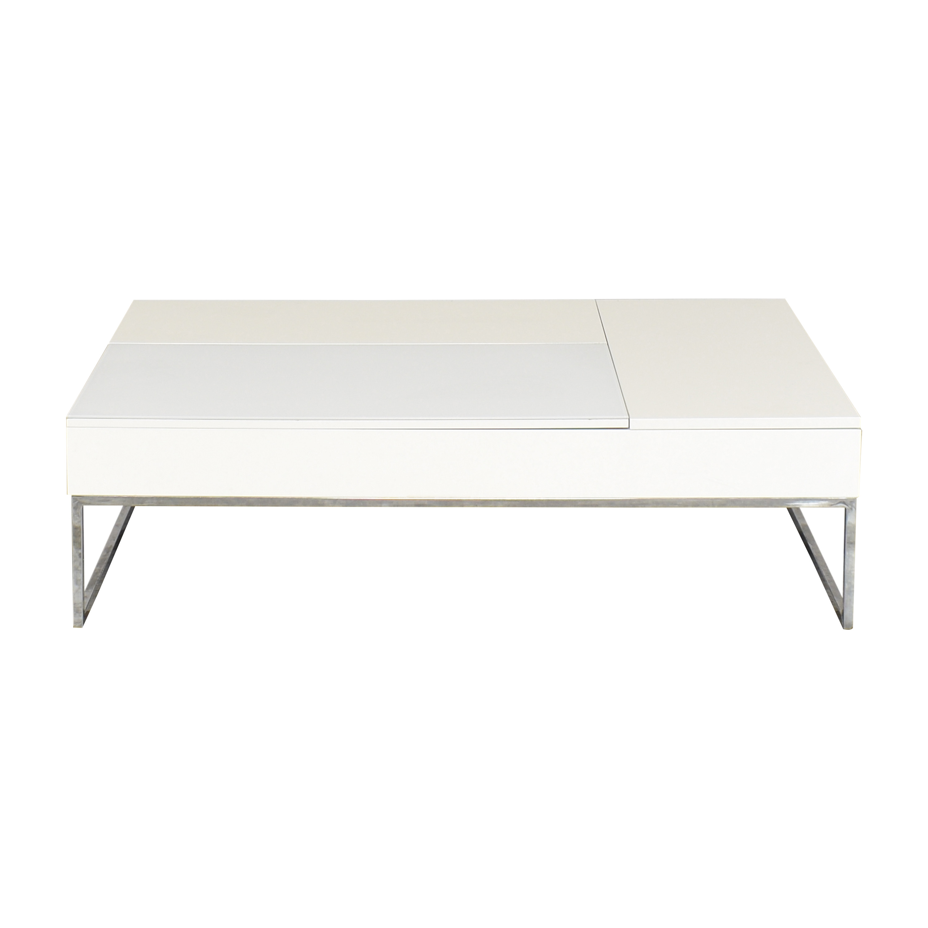 BoConcept Bo Concept Chiva Coffee Table Functional Coffee Table with Storage ma