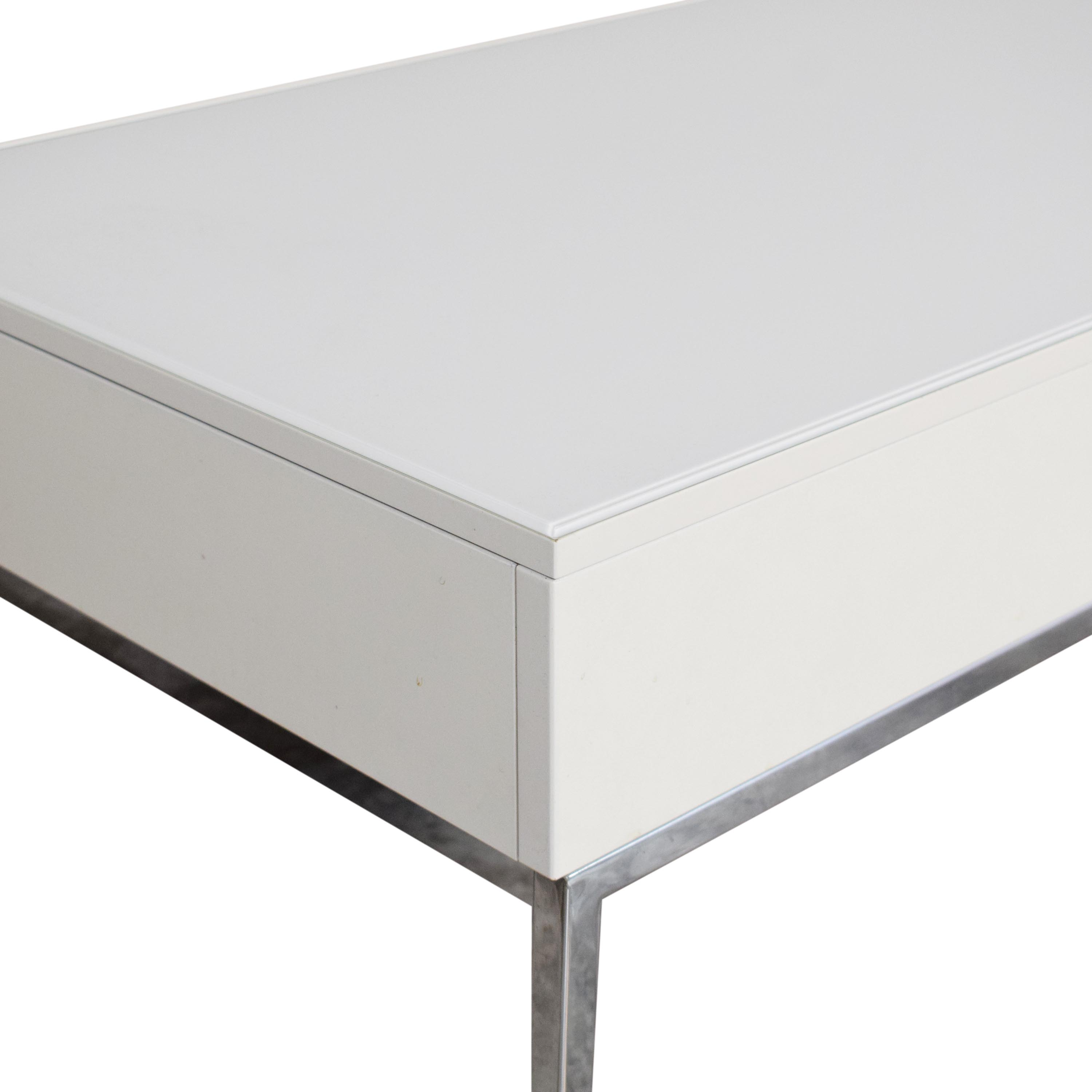 BoConcept Bo Concept Chiva Coffee Table Functional Coffee Table with Storage used