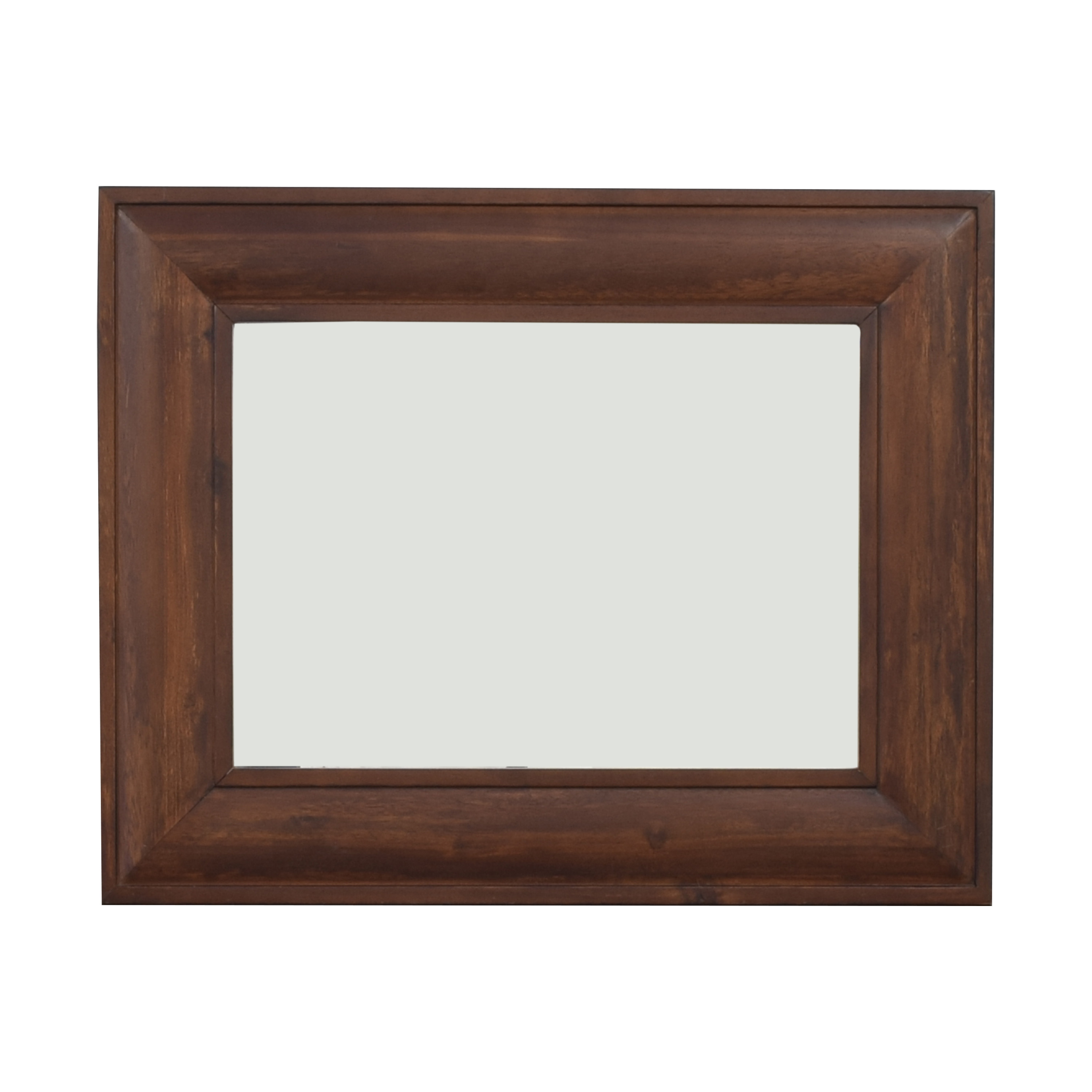 Pottery Barn Framed Wall Mirror sale