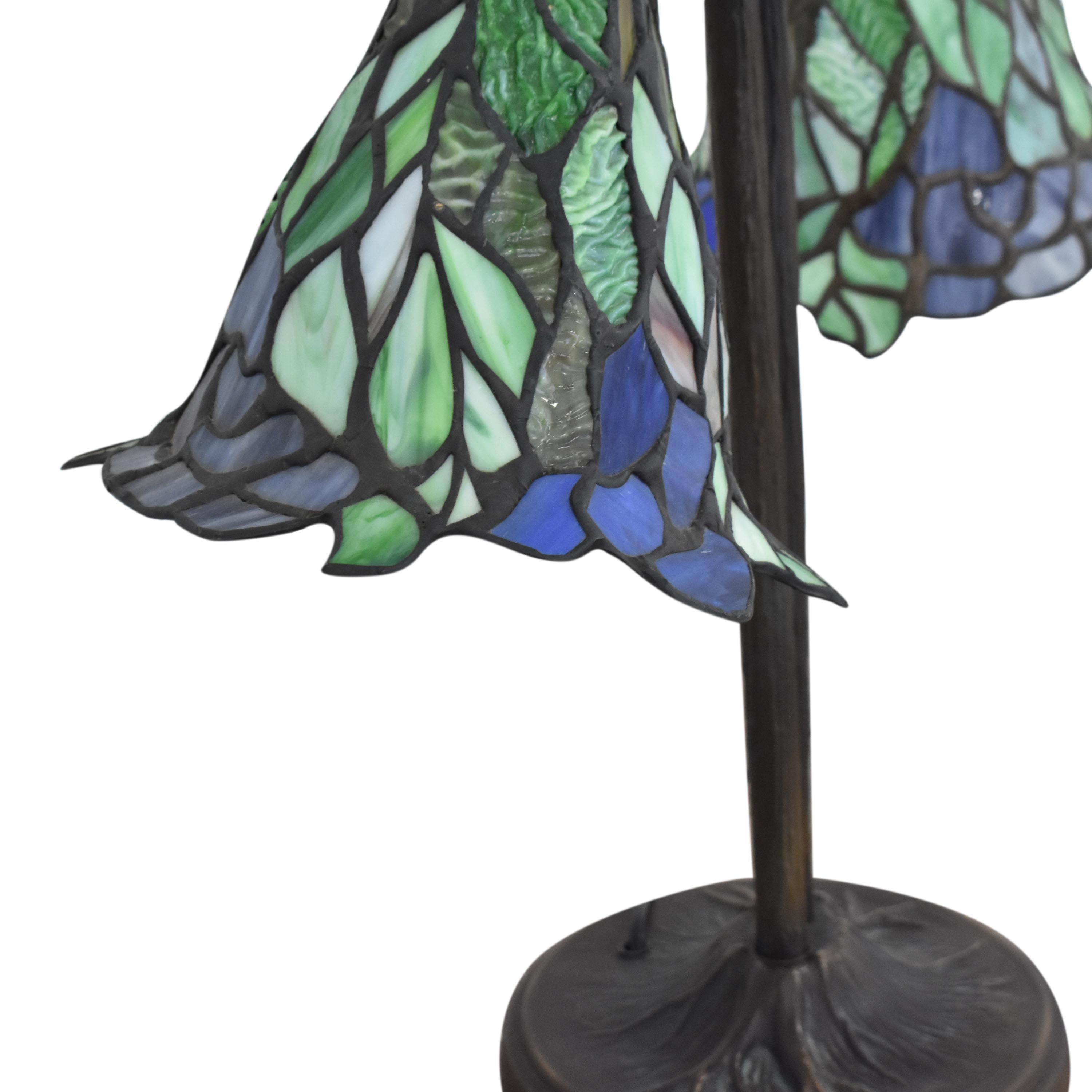 Double Table Lamp pa
