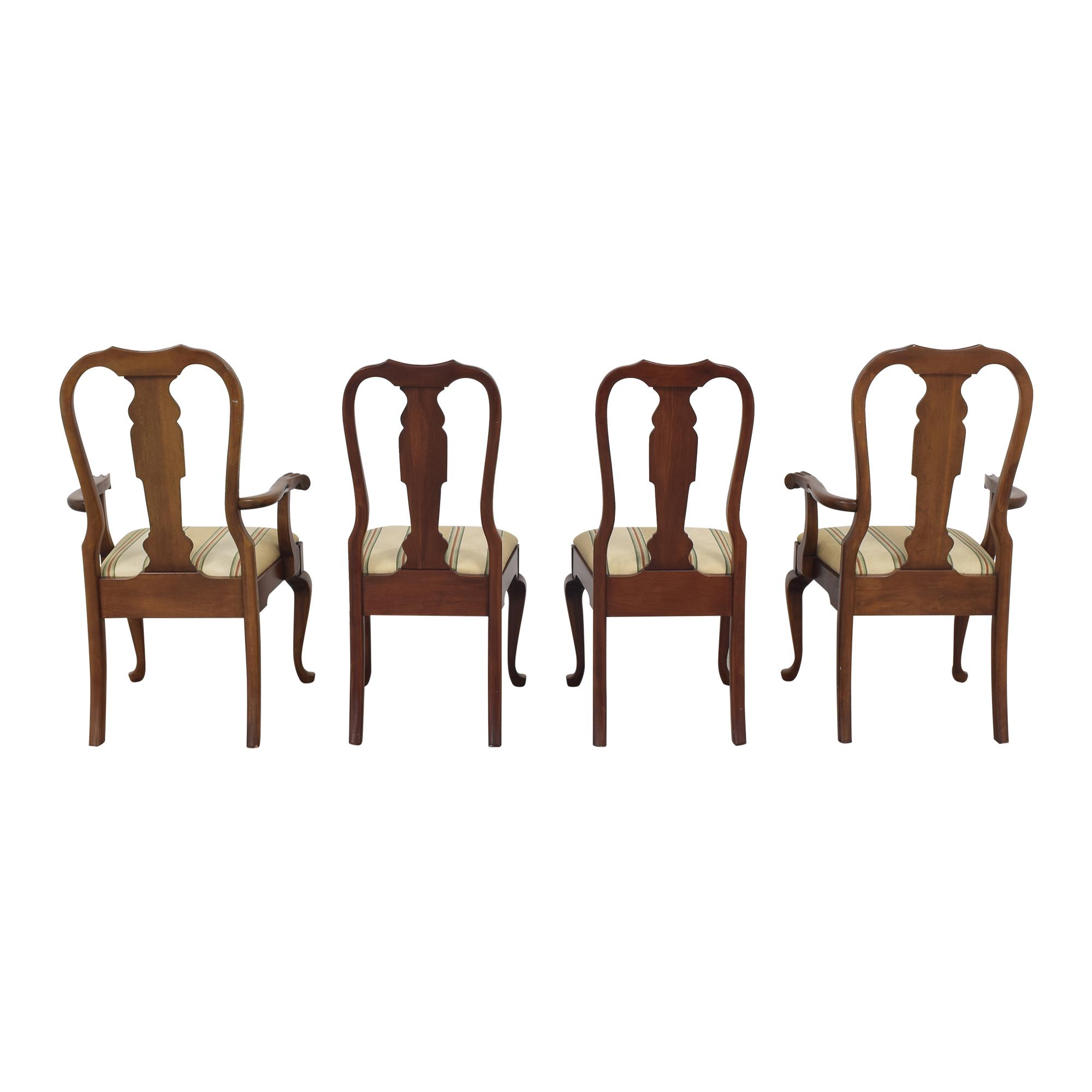 Pennsylvania House Pennsylvania House Stripe Dining Chairs ma