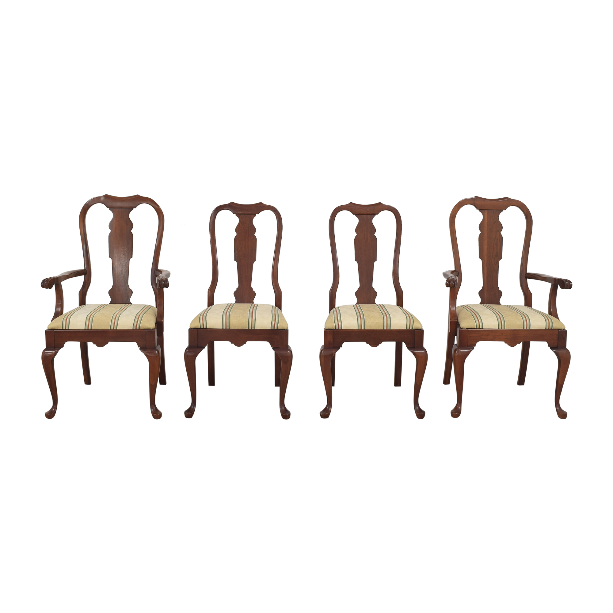 Pennsylvania House Pennsylvania House Stripe Dining Chairs Dining Chairs