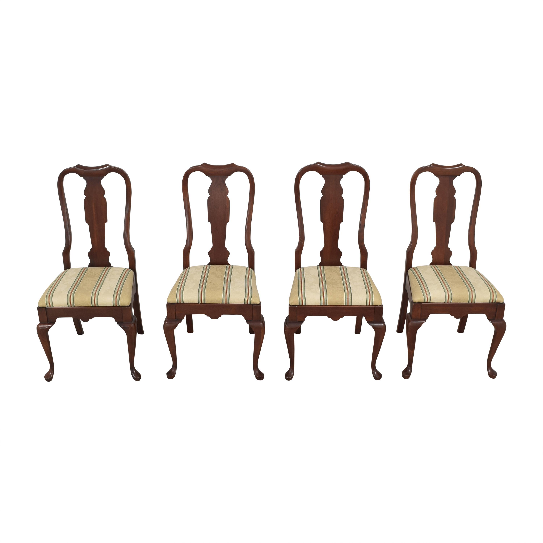 Pennsylvania House Pennsylvania House Stripe Dining Chairs for sale