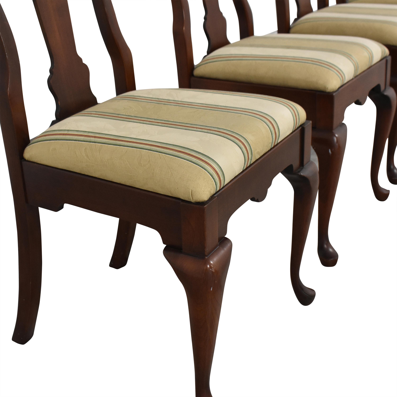 Pennsylvania House Pennsylvania House Stripe Dining Chairs nj