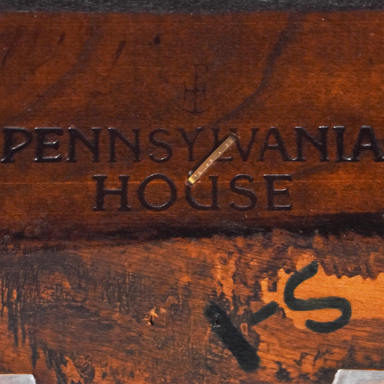 Pennsylvania House Pennsylvania House Stripe Dining Chairs dimensions
