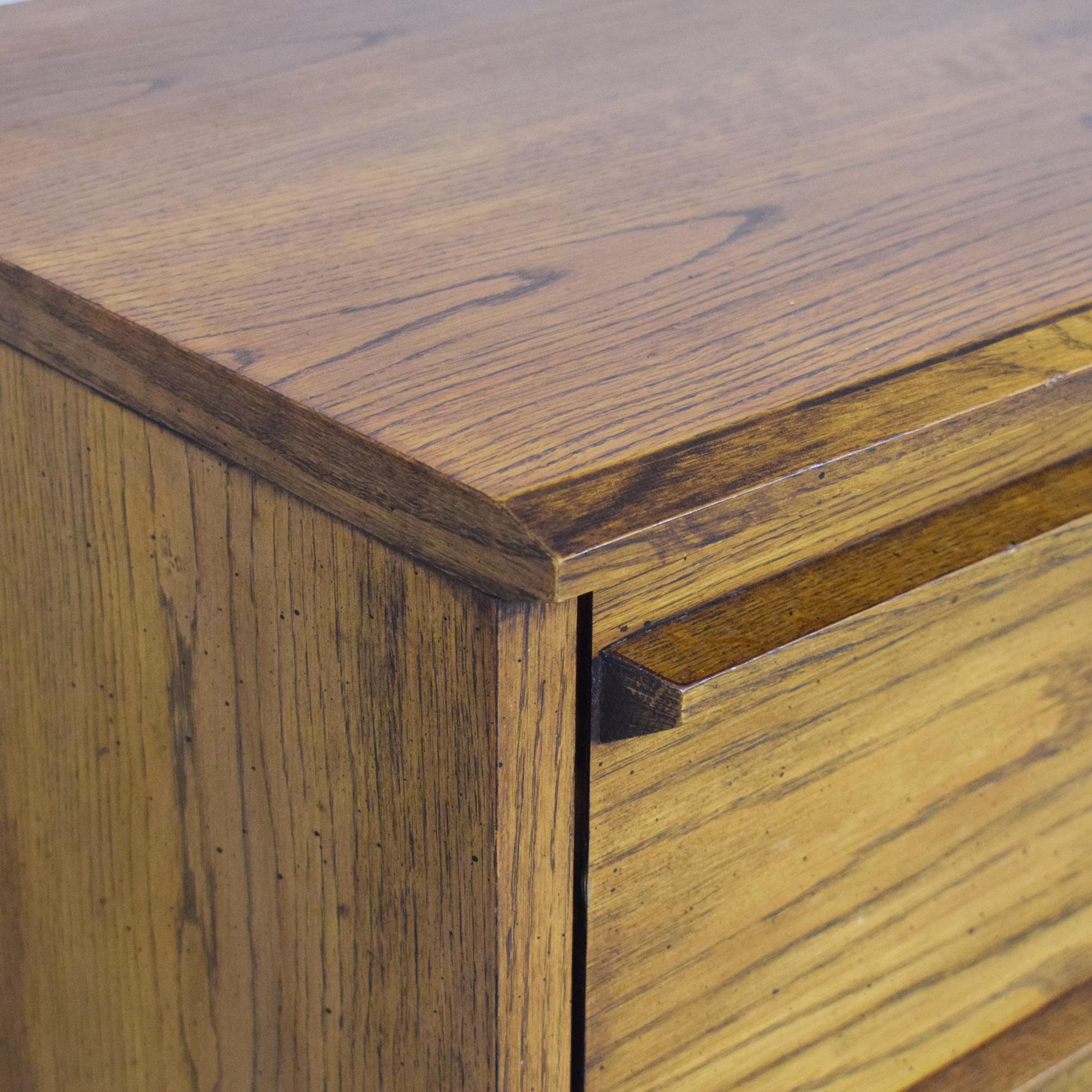 shop Lane Furniture Lane Furniture Mid Century Nine Drawer Dresser online