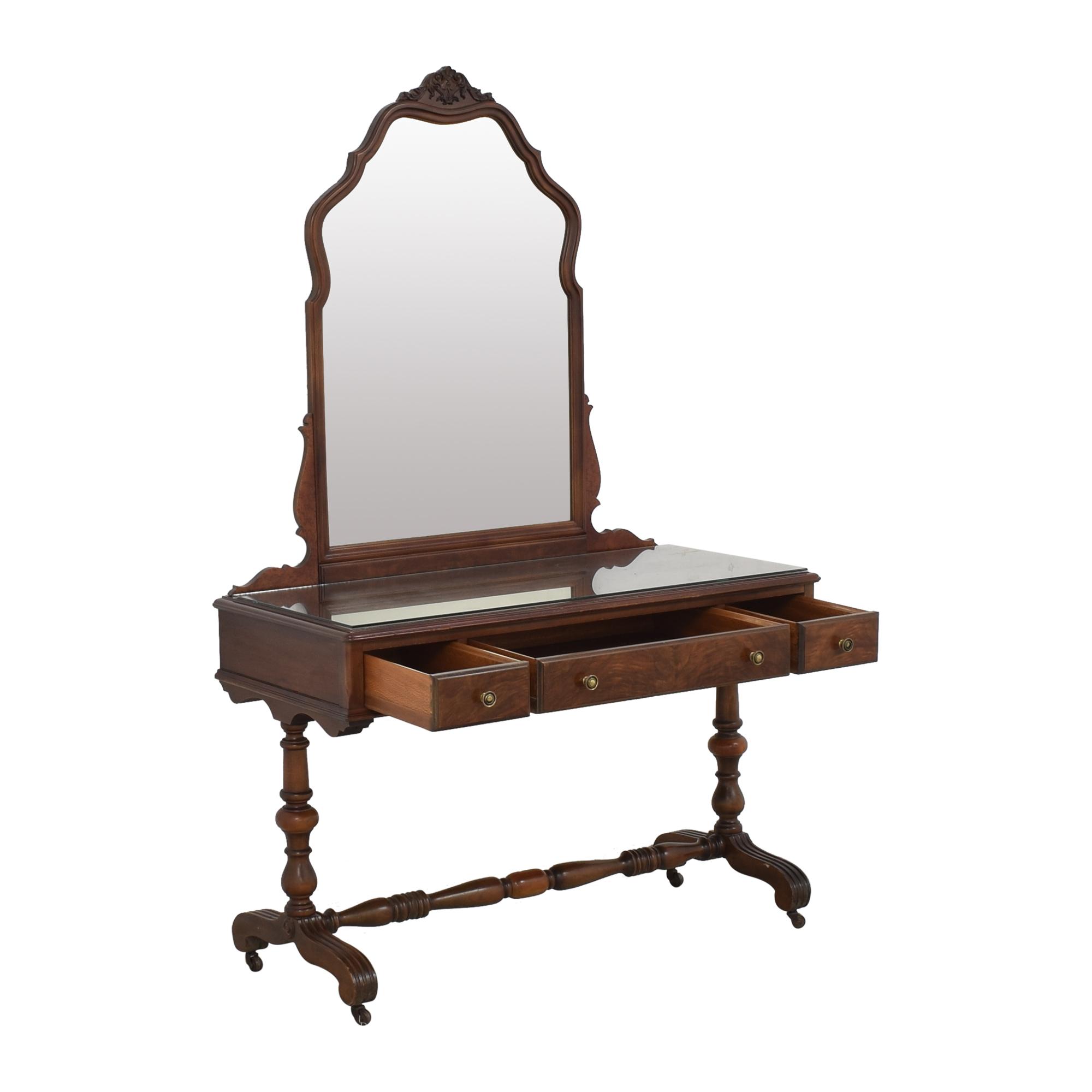 Rishel Company Rishel Company Vanity with Removable Mirror ma