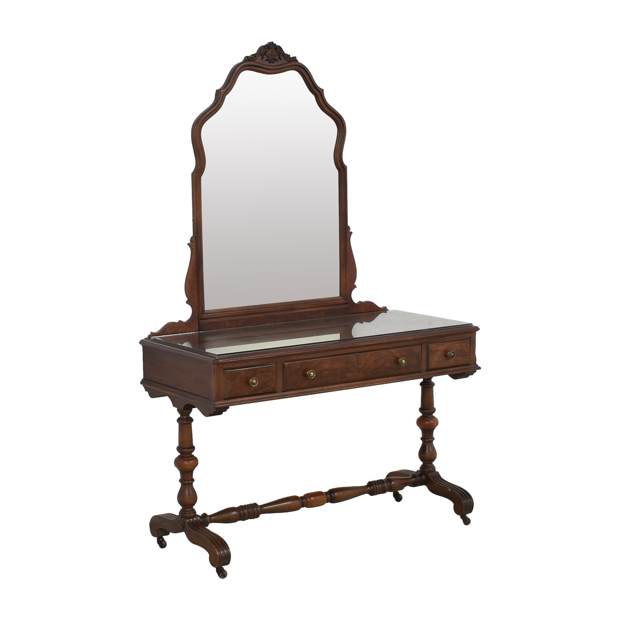 Rishel Company Vanity with Removable Mirror sale