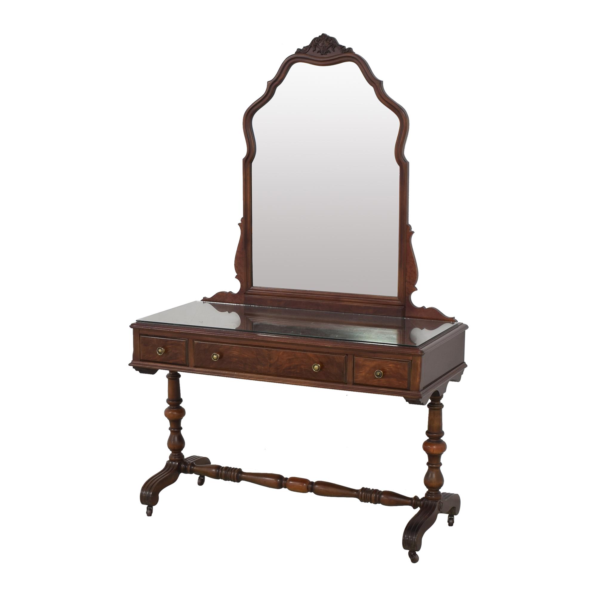 Rishel Company Rishel Company Vanity with Removable Mirror ct