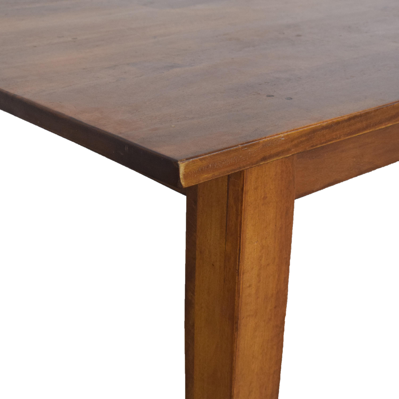 Huisraad Huisraad Vintage Style Modern Dining Table brown