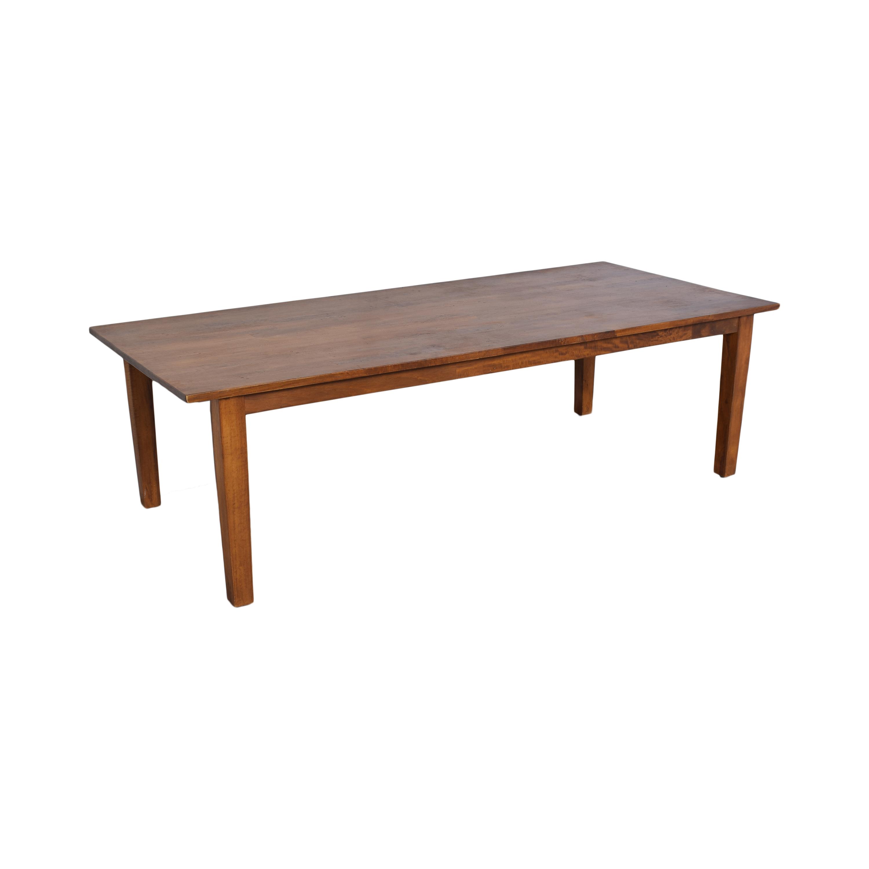 buy Huisraad Vintage Style Modern Dining Table Huisraad