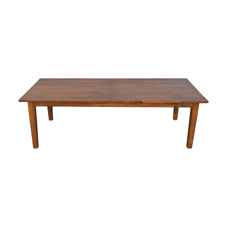 shop Huisraad Vintage Style Modern Dining Table Huisraad Tables