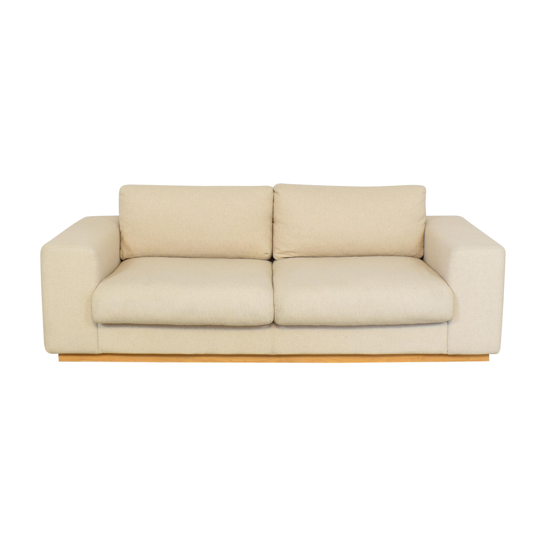 Bolia Bolia Sepia Two Cushion Sofa Chaises