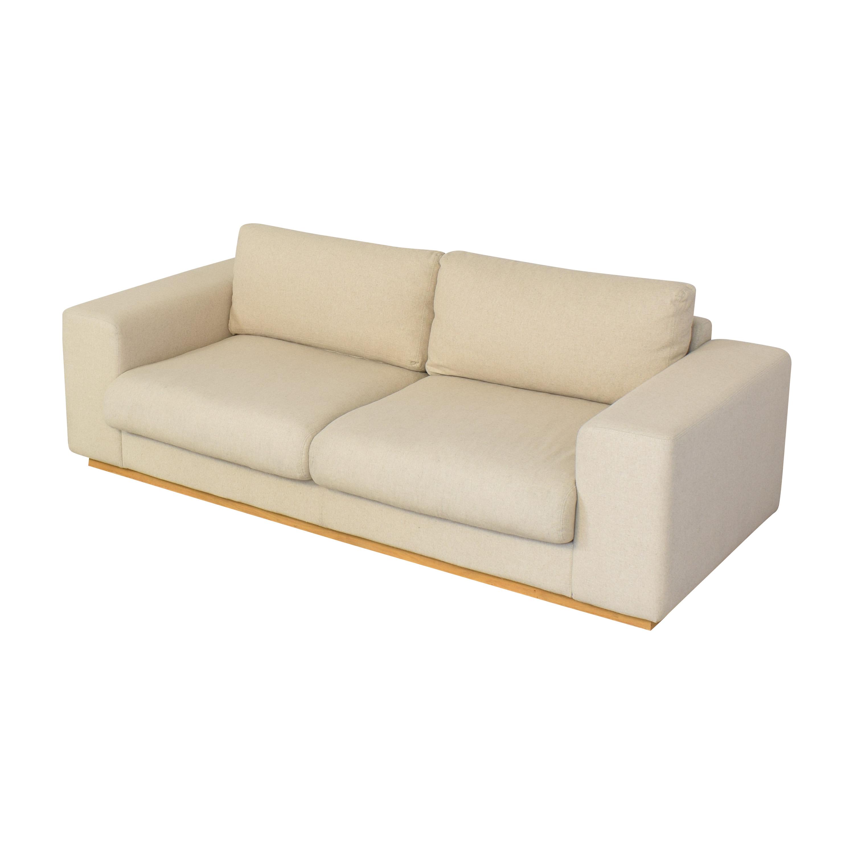 Bolia Bolia Sepia Two Cushion Sofa second hand