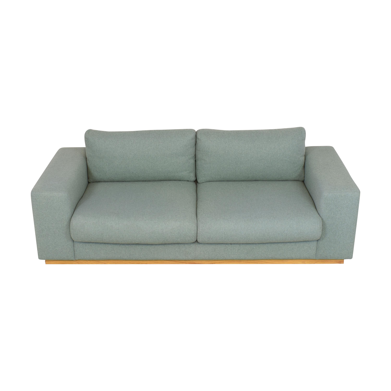 Bolia Bolia Sepia Two Cushion Sofa green