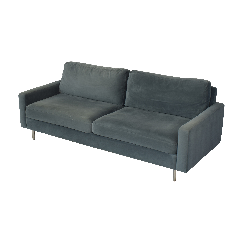 CB2 CB2 Central Modern Sofa pa