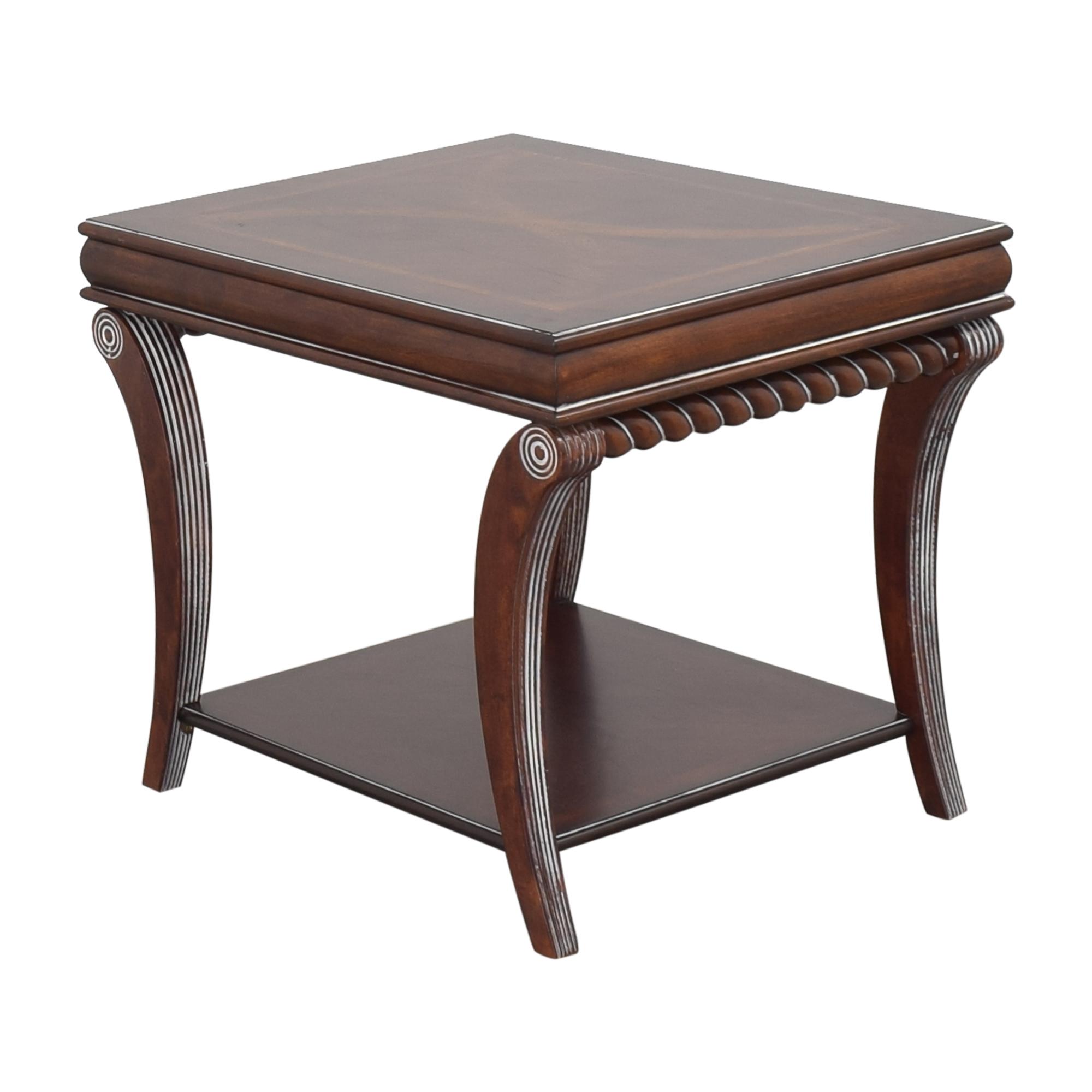 Master Design Furniture End Table Master Design Furniture