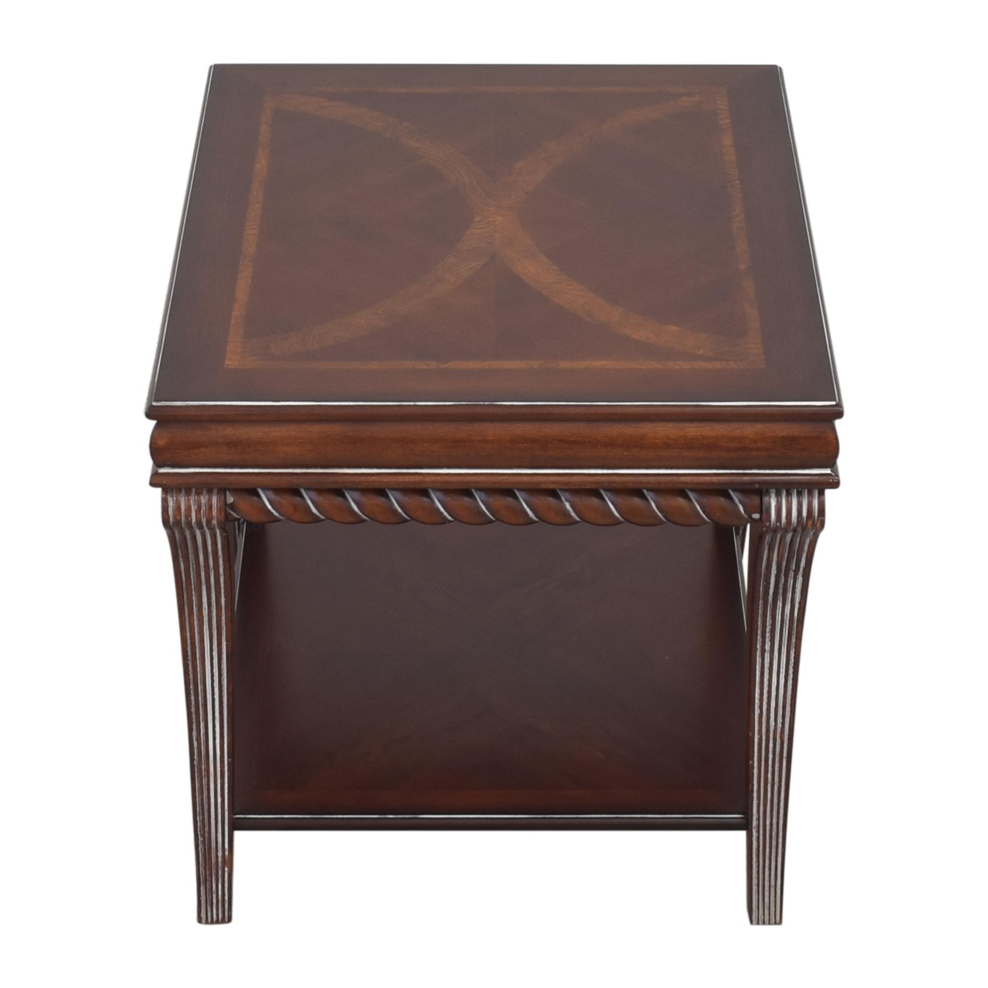 buy Master Design Furniture End Table Master Design Furniture