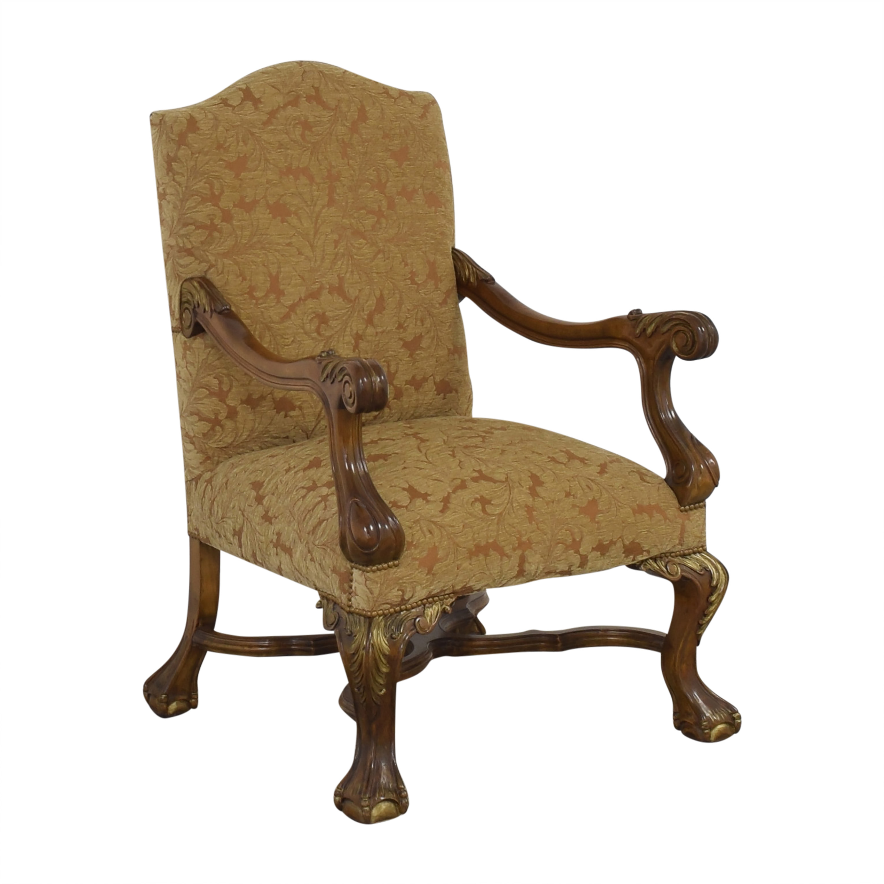 Vintage Upholsted Armchair ct