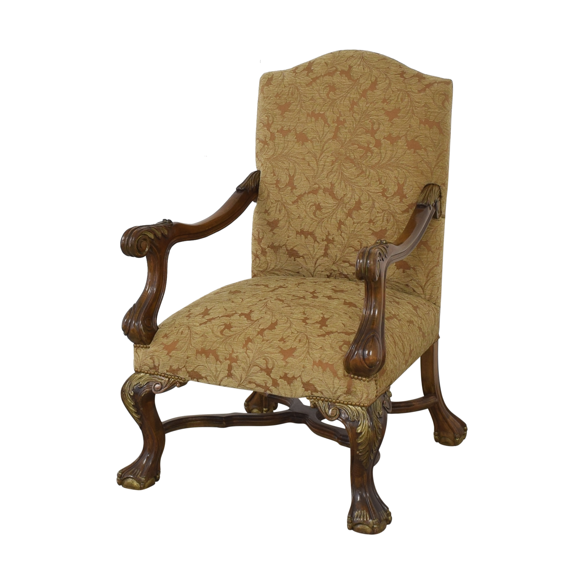 buy  Upholstered Accent Arm Chair online