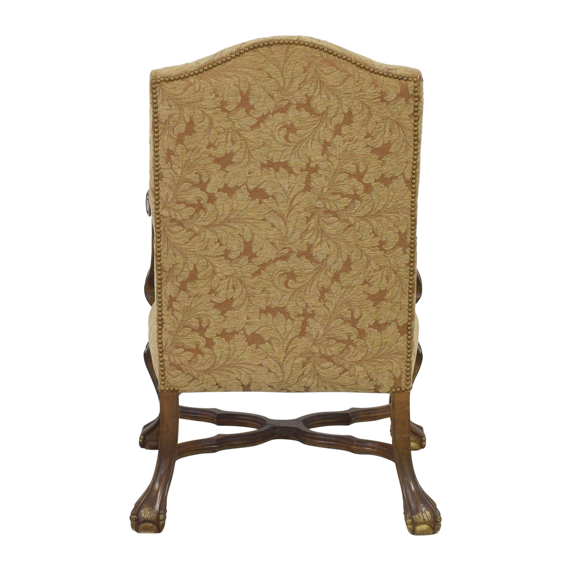 Upholstered Accent Arm Chair ma