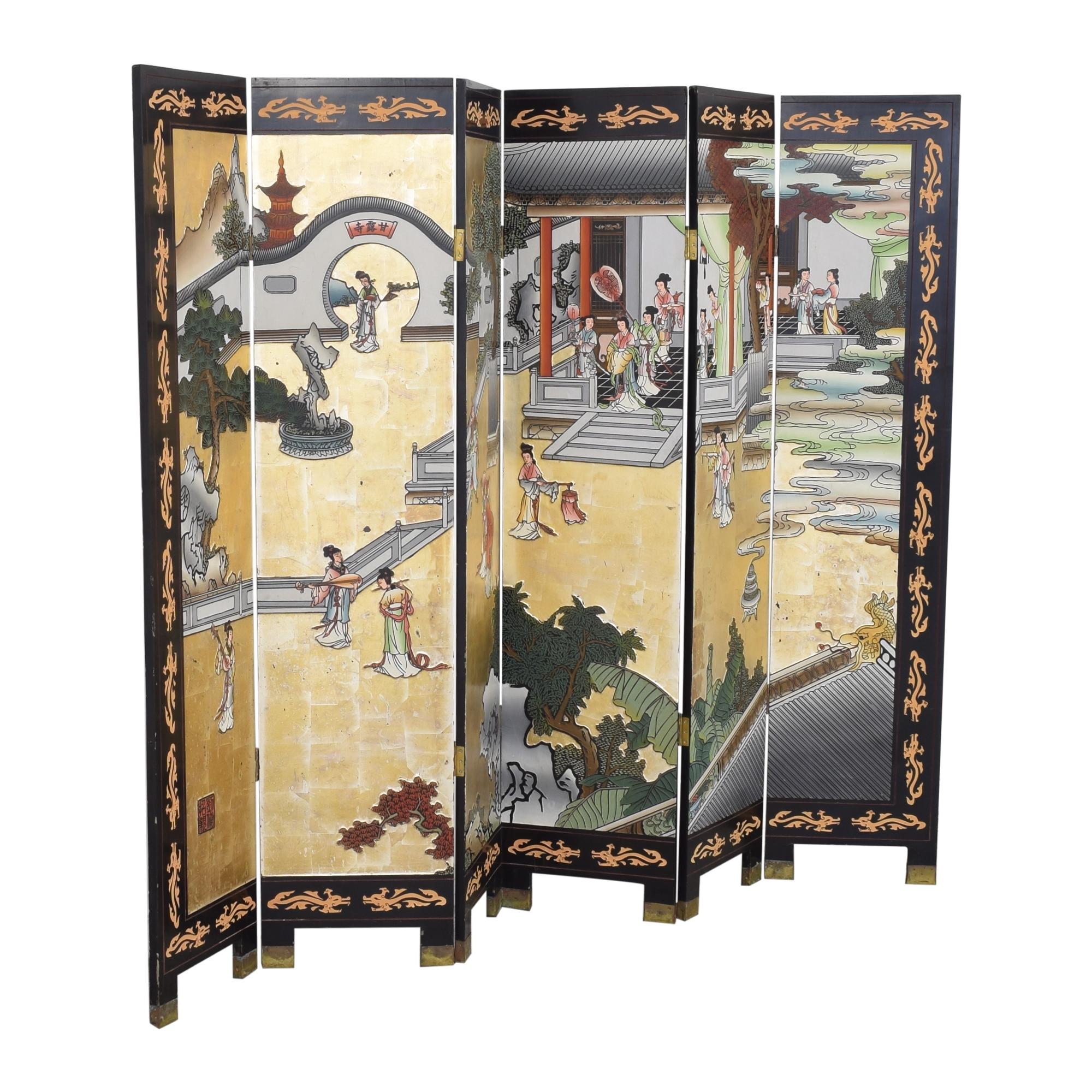 buy Decorative Panel Screen Divider  Decor