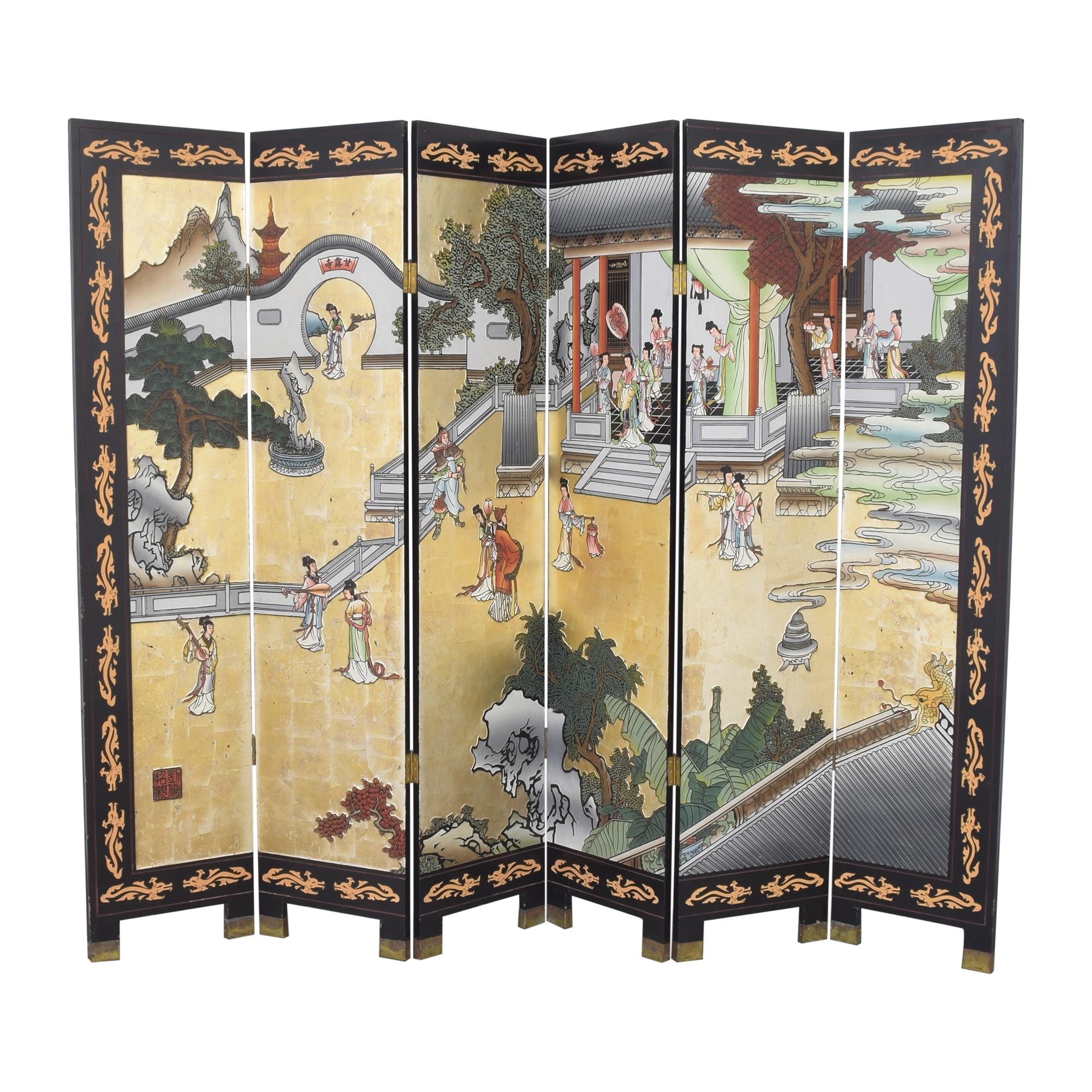 Decorative Panel Screen Divider dimensions