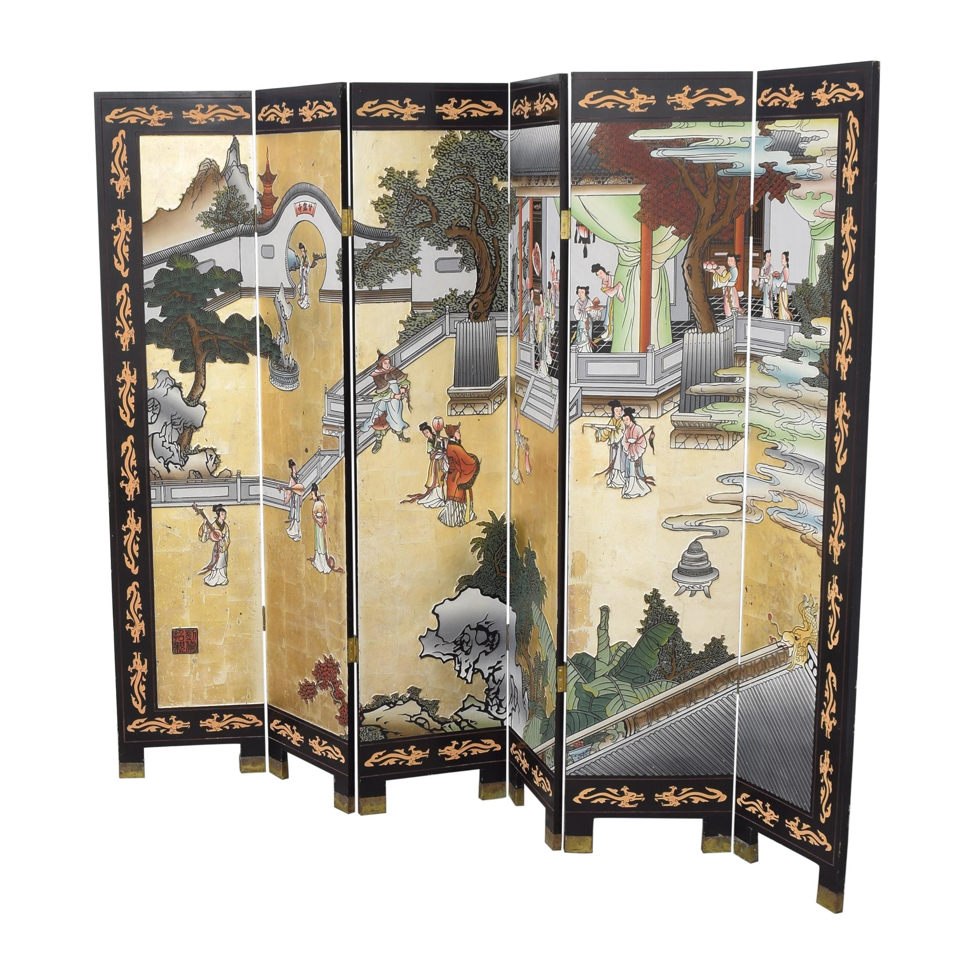 buy Decorative Panel Screen Divider