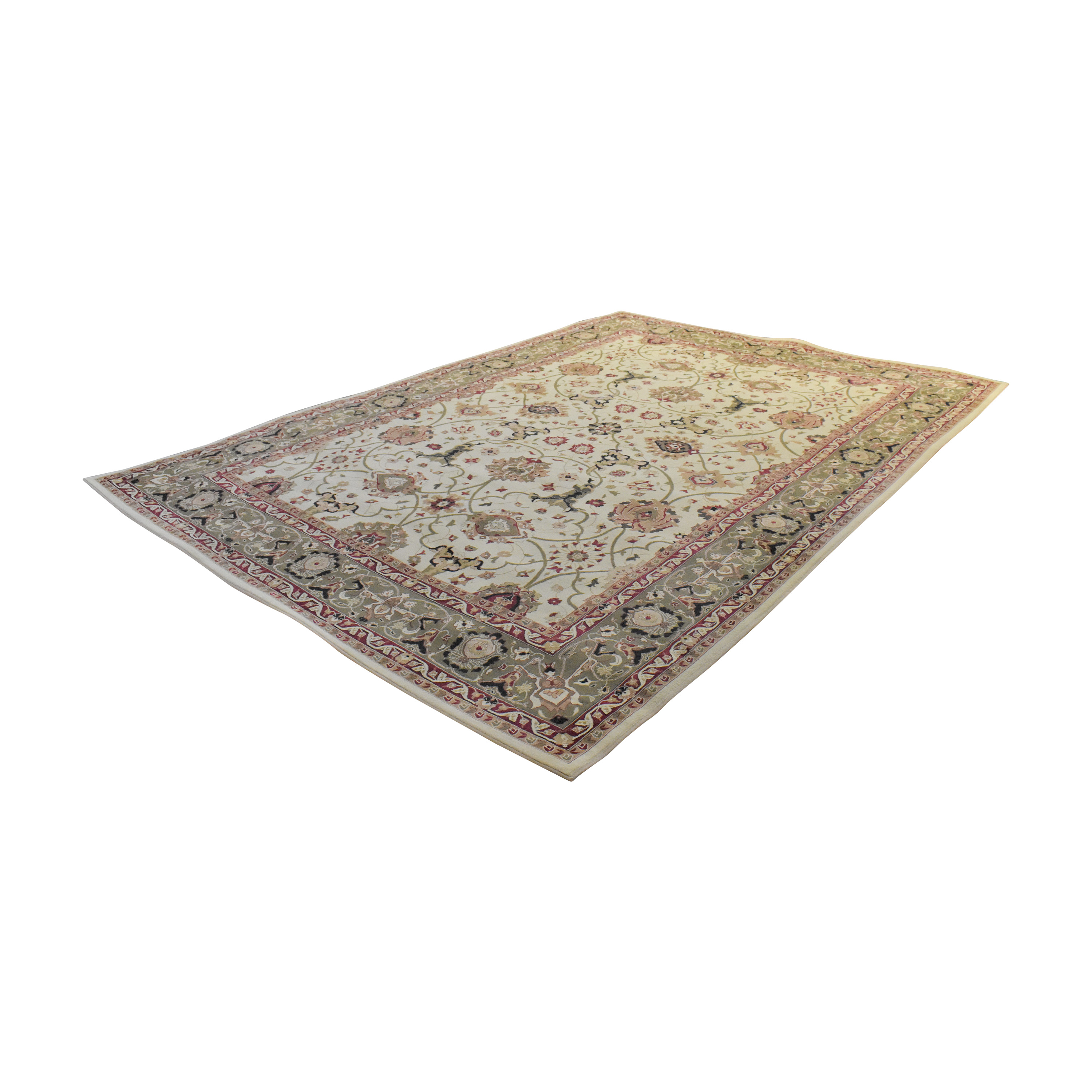 Concord Global Trading Concord Persian Classics Nargis Rug second hand