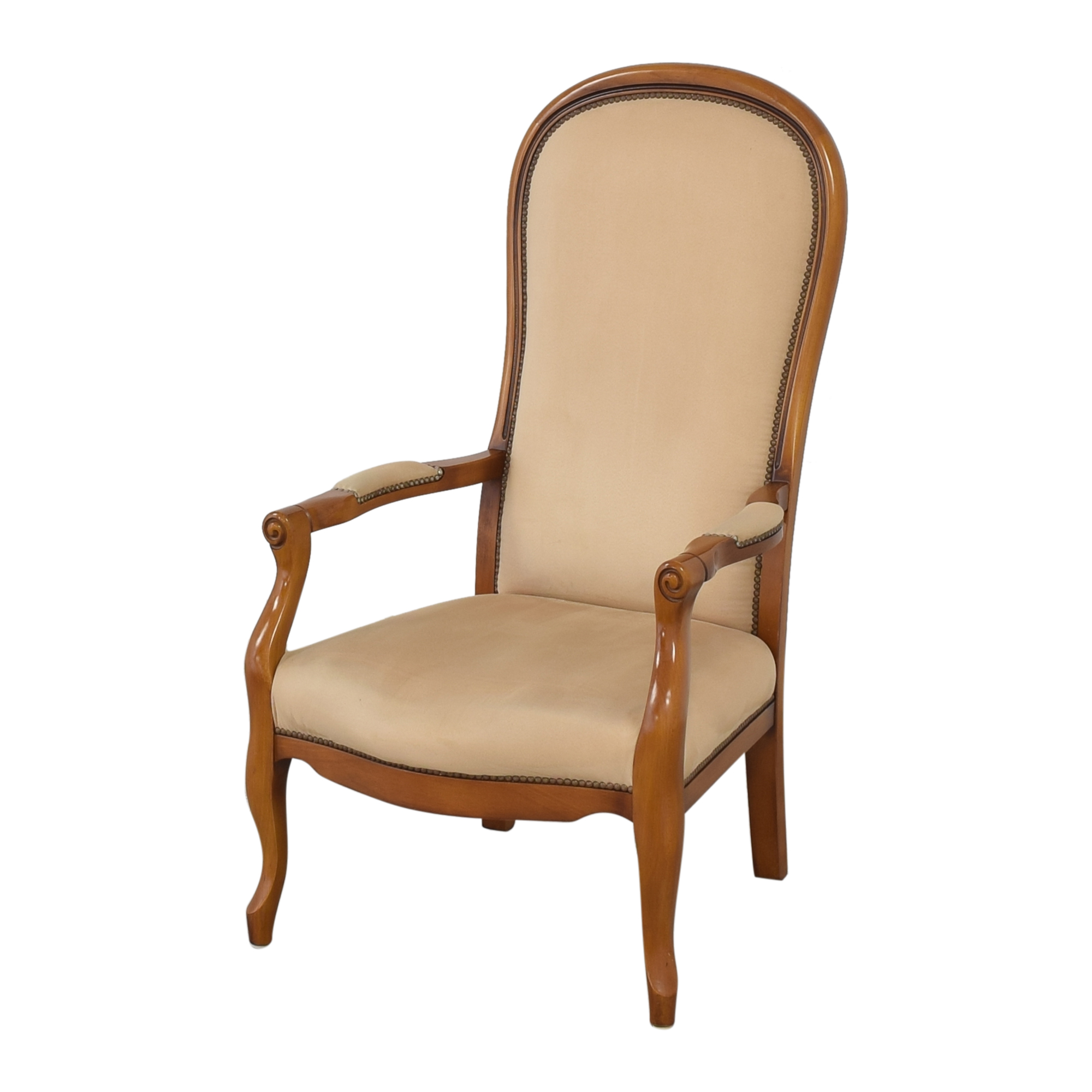 Upholstered Accent Arm Chair pa