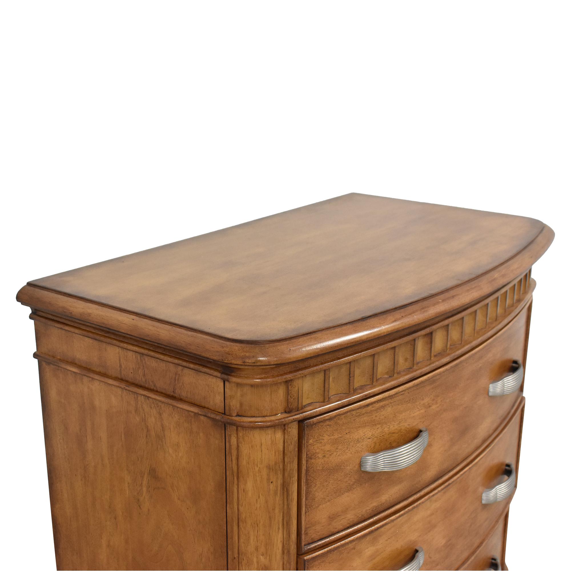 buy Three Drawer Nightstand