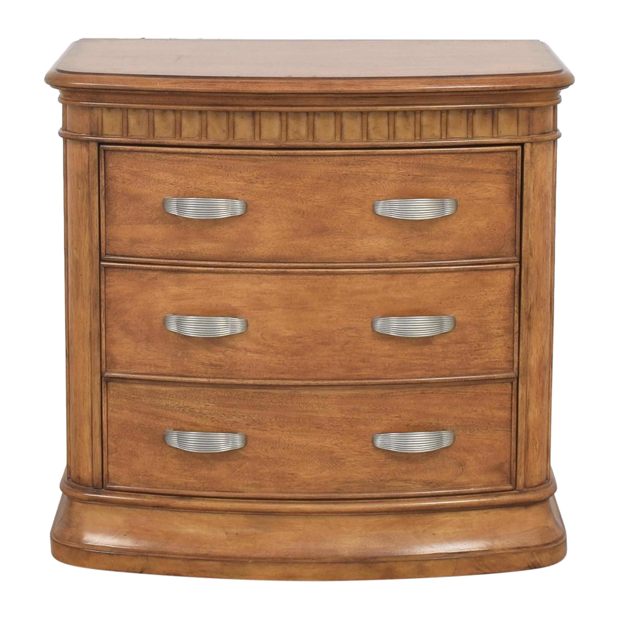 Three Drawer Nightstand / End Tables
