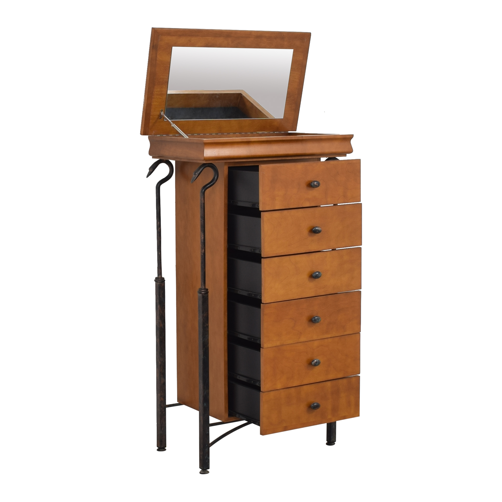 Chest with Mirror on sale